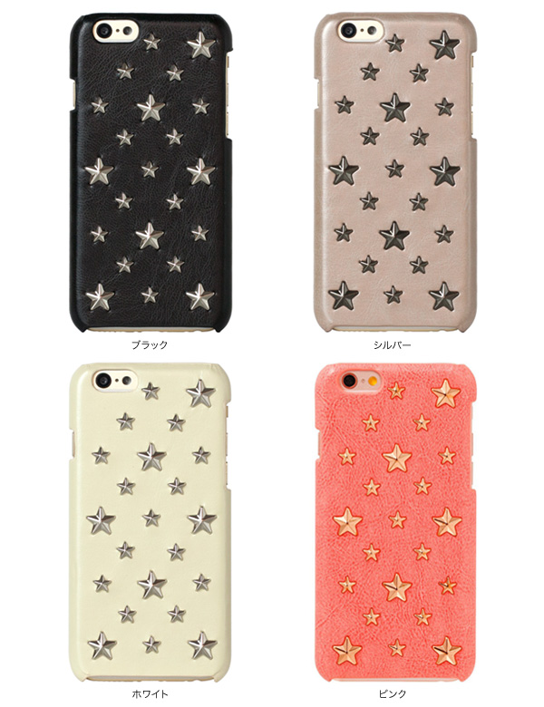 カラー mononoff 605 Star's Case for iPhone 6s/6