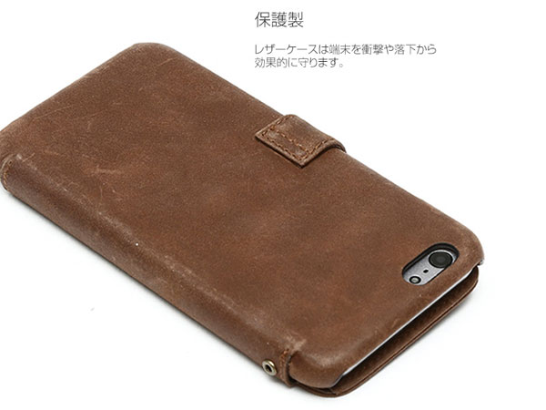 Zenus Vintage Diary for iPhone 6 Plus