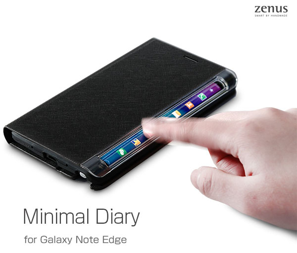 ZENUS Minimal Diary for GALAXY Note Edge