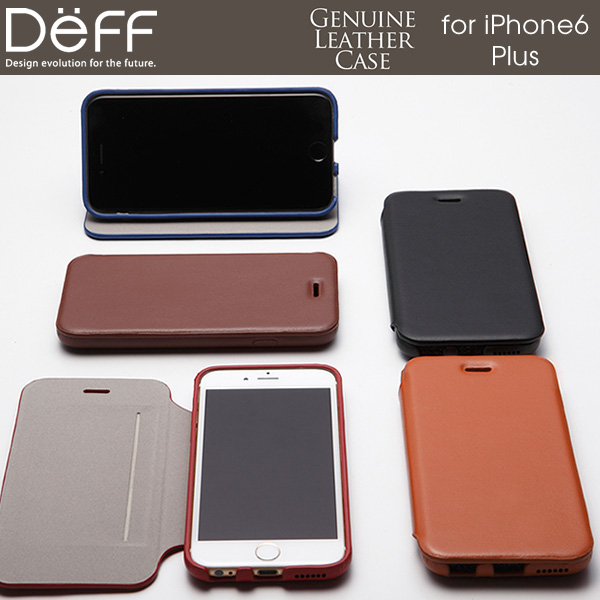 Genuine Leather Case for iPhone 6 Plus