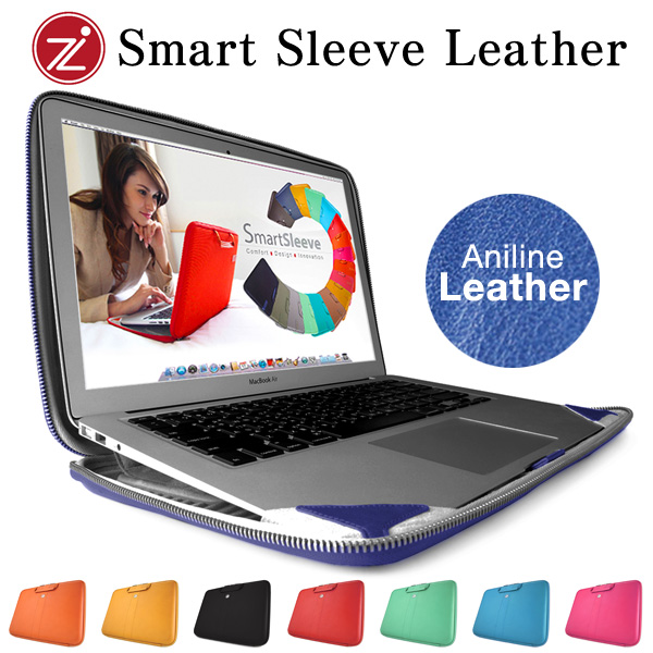 Cozistyle Leather Smart Sleeve for MacBook Air 11インチ(Early 2015/Early 2014/Mid 2013/Mid 2012/Mid 2011/Late 2010)/MacBook 12インチ