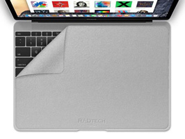 ScreensavRz for MacBook 12インチ(Gray)