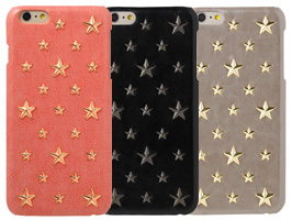 mononoff 605P Star's Case for iPhone 6s Plus/6 Plus