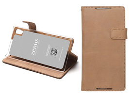 Zenus Vintage Diary for Xperia (TM) Z5 Premium SO-03H