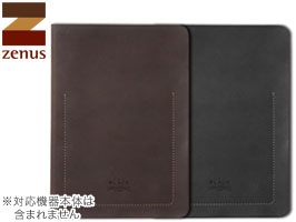 ZENUS Black Tesoro Diary for iPad Air 2
