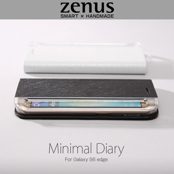 Zenus Minimal Diary for Galaxy S6 edge SC-04G/SCV31