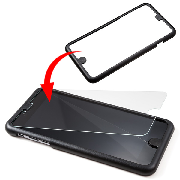 Protection Super Thin 01 Glass for iPhone 6s/6(ガラス厚0.10mm)