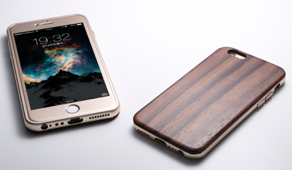 Hybrid Case UNIO for iPhone 6