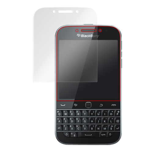 OverLay Brilliant for BlackBerry Classic SQC1000