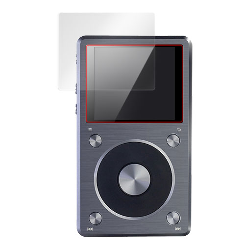OverLay Brilliant for Fiio X5 2nd generation のイメージ画像