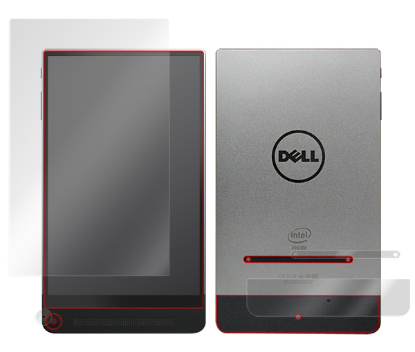 OverLay Brilliant for DELL Venue 8 7000『4点セット』