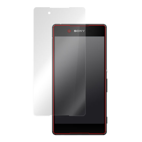 OverLay Brilliant for Xperia (TM) Z4 SO-03G/SOV31/402SO 表面用保護シート のイメージ画像