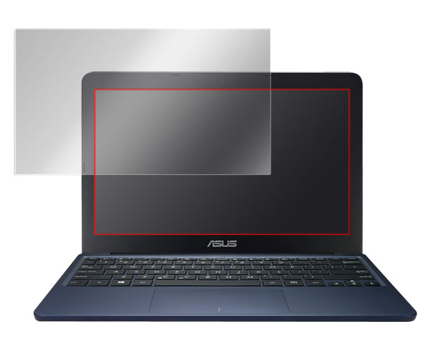 OverLay Eye Protector for Asus EeeBook X205TA のイメージ画像