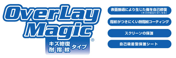 OverLay Magic for Polar A300 (2枚組)