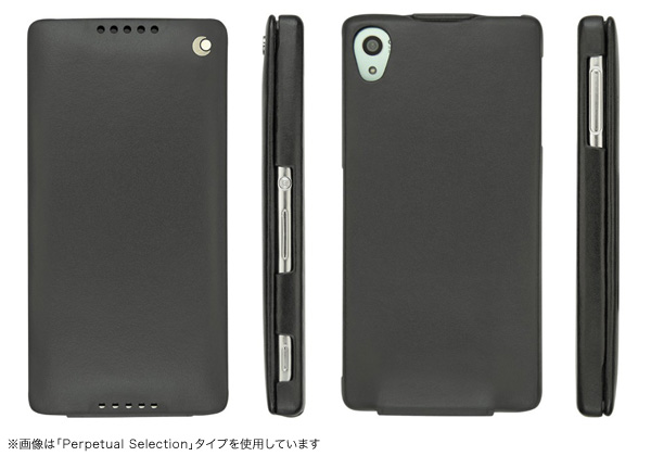 Noreve Selection レザーケース for Xperia (TM) Z4 SO-03G/SOV31/402SO