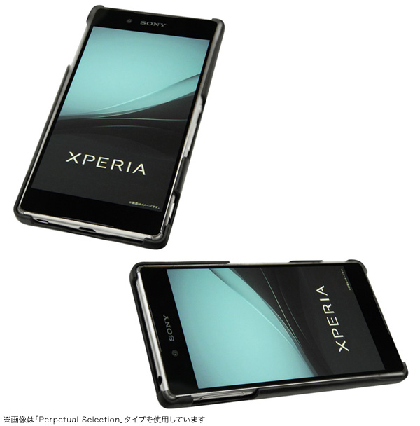Noreve Ambition Selection レザーバックケース for Xperia (TM) Z4 SO-03G/SOV31/402SO