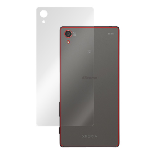 OverLay Protector for Xperia(TM) Z5 SO-01H/SOV32/ 501SO のイメージ画像