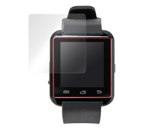 OverLay Plus for SMART WATCH SMATCH EB-RM4900S (2枚組) のイメージ画像