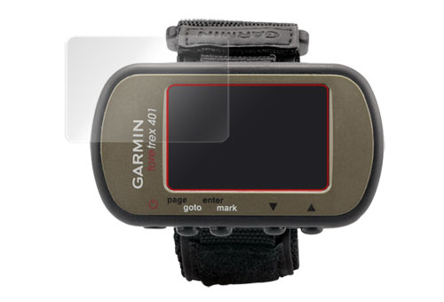 OverLay Plus for GARMIN Foretrex 401/301(2枚組) のイメージ画像