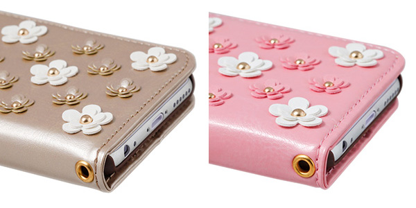 Sinra Design Works Daisy & Daisy Case for iPhone 6s/6