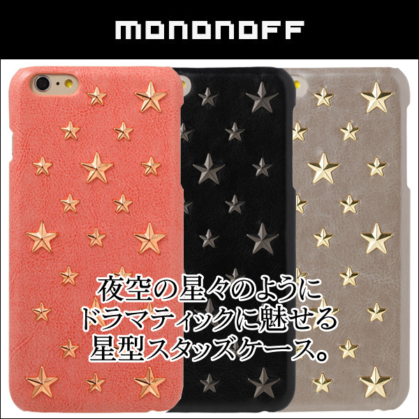 mononoff 605P Star's Case for iPhone 6 Plus