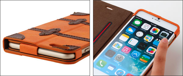 SINRA DESIGN WORKS Trolley Case トローリーケース for iPhone 6 Plus
