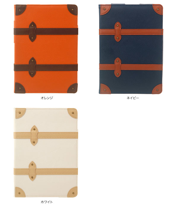 カラー SINRA DESIGN WORKS Trolley Case トローリーケース for iPad mini 3/iPad mini Retinaディスプレイ/iPad mini(第1世代)