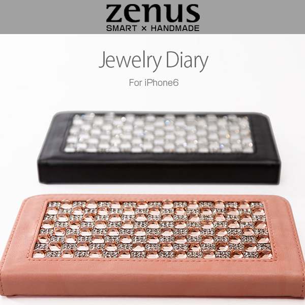 Zenus Jewelry Diary for iPhone6