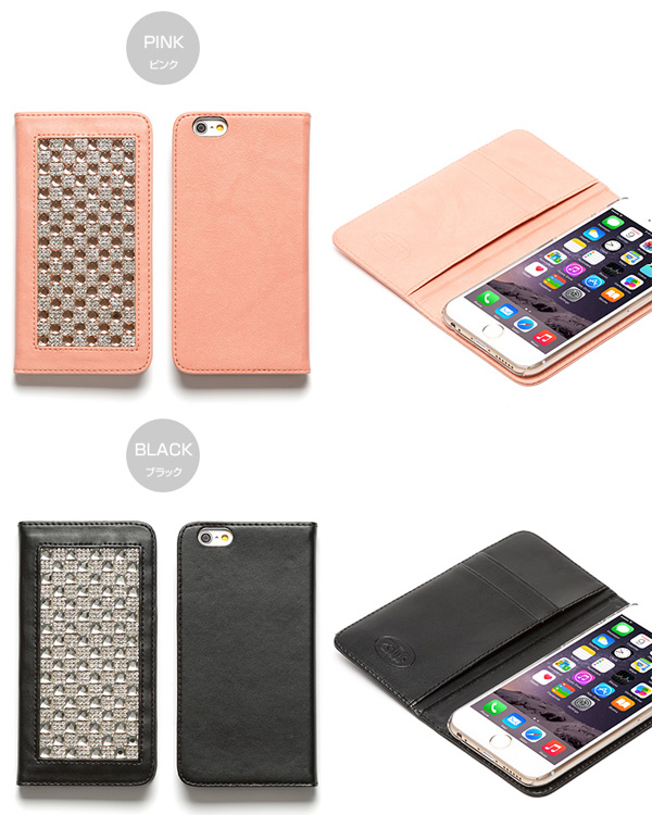 カラー Zenus Jewelry Diary for iPhone6
