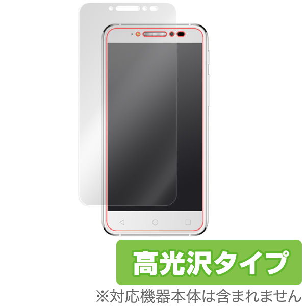 OverLay Brilliant for ALCATEL SHINE LITE 表面用保護シート