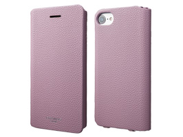 "GRAMAS COLORS ""EURO Passione 2"" Leather Case CLC2156 for iPhone 8 / iPhone 7(パープル)"