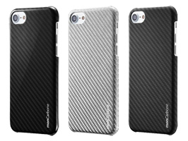 monCarbone HOVERKOAT Cases for iPhone 8 / iPhone 7