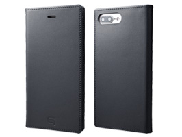 GRAMAS Full Leather Case GLC636P for iPhone 8 Plus / iPhone 7 Plus(ネイビー)