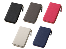 ROUND ZIP CASE for iPhone 8 Plus / iPhone 7 Plus