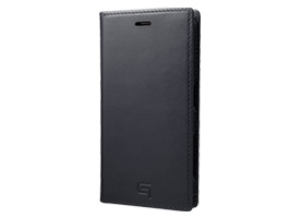 GRAMAS Full Leather Case GLC6126 for Xperia X Compact SO-02J(ネイビー)