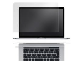 OverLay Brilliant for MacBook Pro 15インチ (2017/2016) Touch Barシートつき