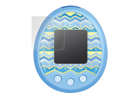 OverLay Brilliant for Tamagotchi m!x (たまごっち みくす) 2枚組