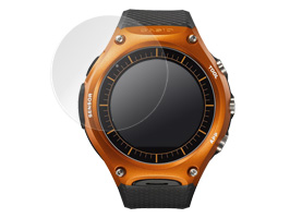 OverLay Brilliant for Smart Outdoor Watch WSD-F10(2枚組)