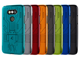 Cruzerlite Bugdroid Circuit Case for LG G5