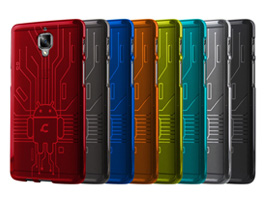 Cruzerlite Bugdroid Circuit Case for OnePlus 3