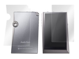 OverLay Plus for Astell & Kern AK320 / AK300 『表・裏両面セット』
