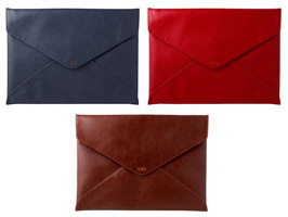 mononoff Gentleman Envelope File(A4)