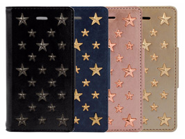SWEET LABEL Stars Case 707 for iPhone 8 / iPhone 7