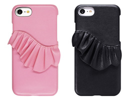 Zenus Ruffle Bar for iPhone 8 / iPhone 7