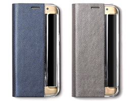 Zenus Metallic Diary for Galaxy S7 edge SC-02H / SCV33
