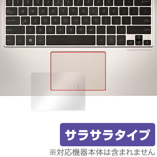 OverLay Protector for トラックパッド ASUS ZenBook UX303