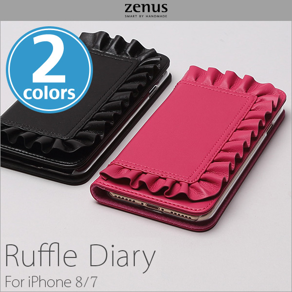 Zenus Ruffle Diary for iPhone 7E