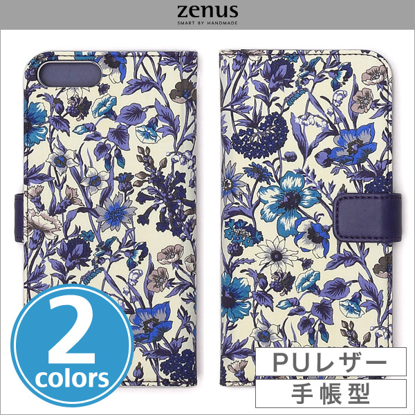 Zenus Liberty Diary for iPhone 8 Plus / iPhone 7 Plus