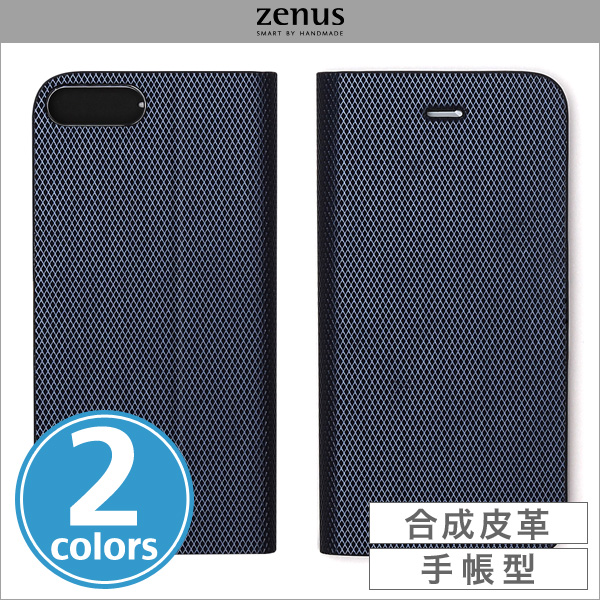 Zenus Metallic Diary for iPhone 7 Plus