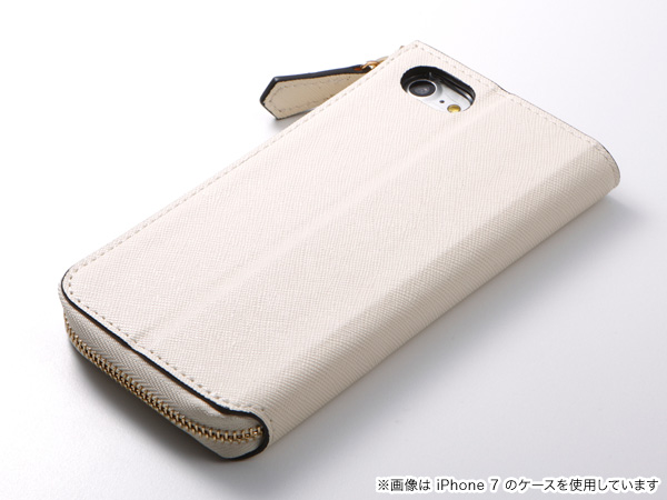ROUND ZIP CASE お財布ジッパー付き for iPhone 7 Plus